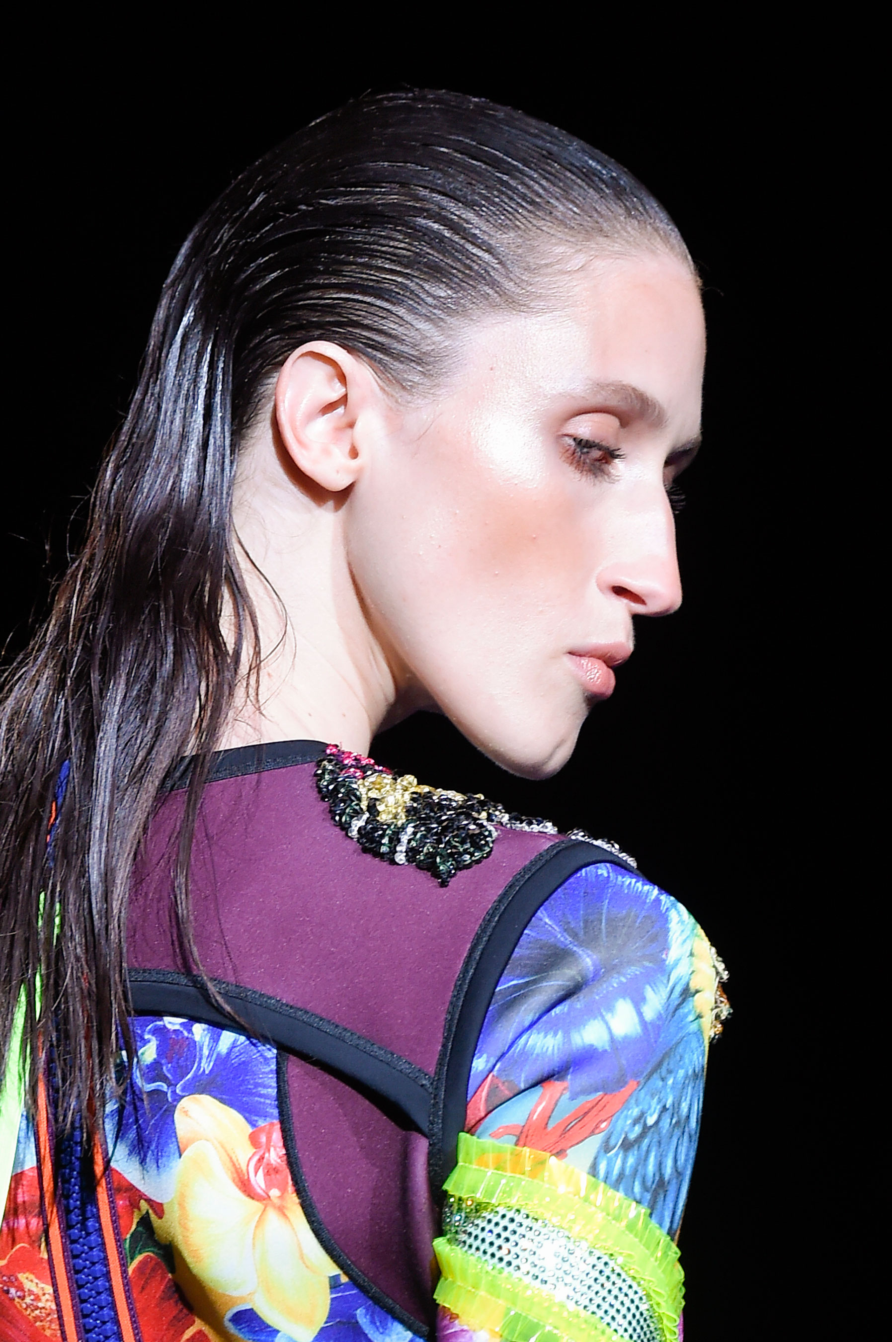 DSquared2-runway-beauty-spring-2016-fashion-show-the-impression-035