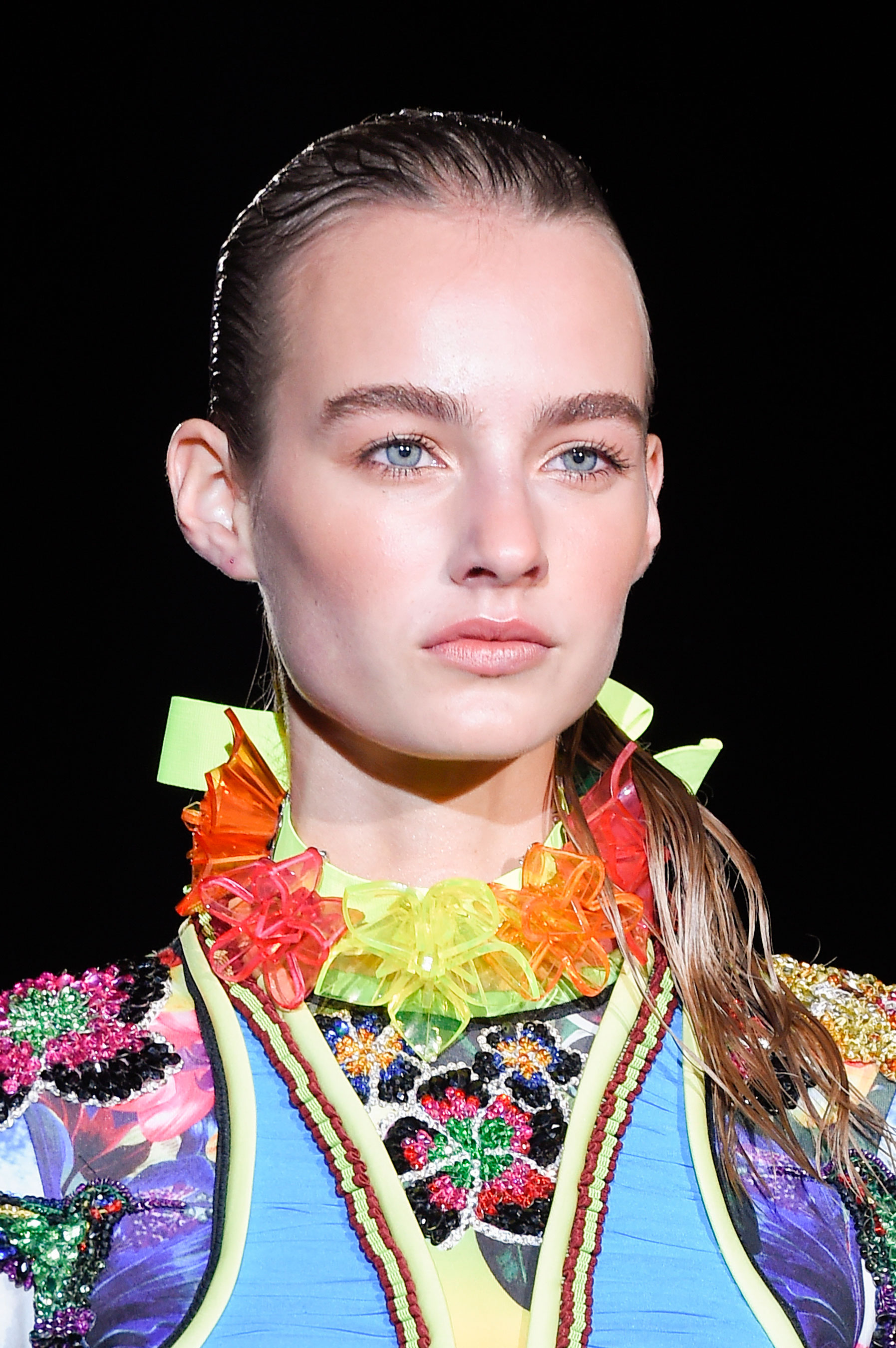 DSquared2-runway-beauty-spring-2016-fashion-show-the-impression-037