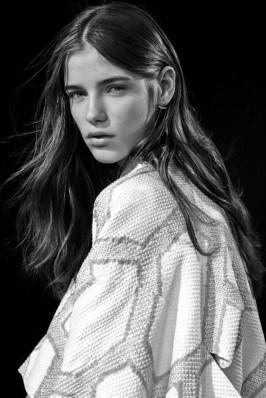 Inga Dezhina model photo