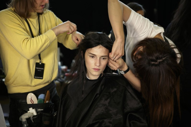 Vera-Wang-backstage-beauty-spring-2016-fashion-show-the-impression-29