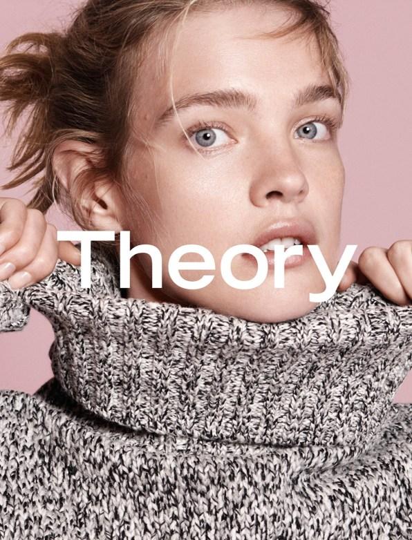 Theory Fall 2015 Ad Campaign Photo