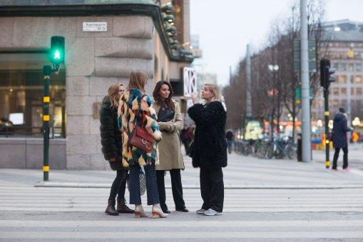 Stockholm str RF16 3467