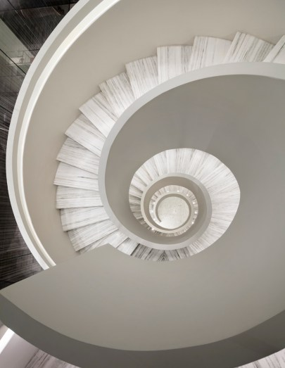 3rd Floor Stairwell - Scott Frances