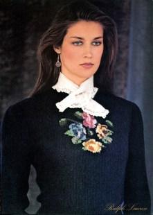 Ralph Lauren Collection FW 1982