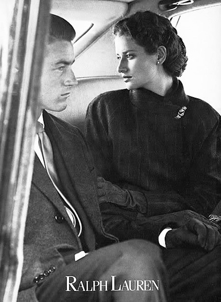 Ralph Lauren Collection FW 1987