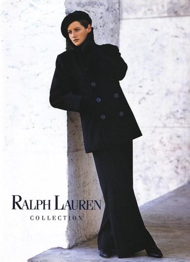 Ralph Lauren Collection FW 1990-1
