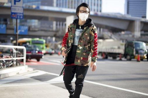 Tokyo str RF16 121