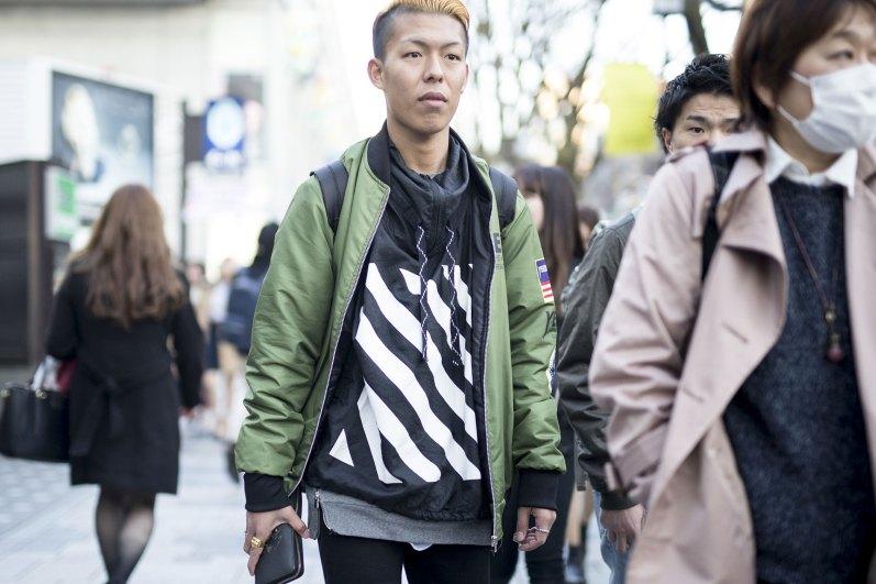 Tokyo str RF16 138