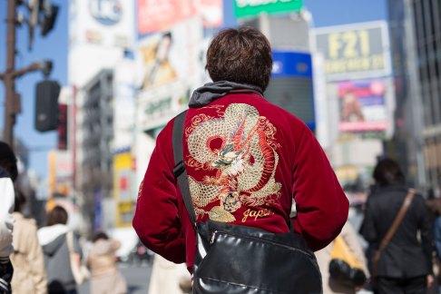 Tokyo str RF16 4001