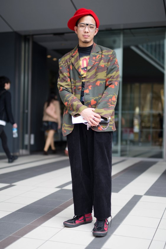 Tokyo str RF16 4537