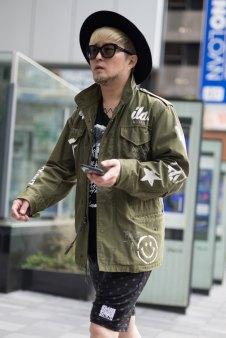 Tokyo str RF16 4631