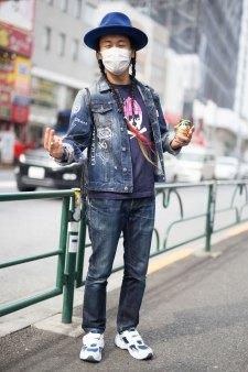 Tokyo str RF16 5005