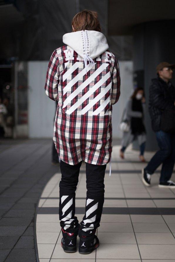 Tokyo str RF16 5153