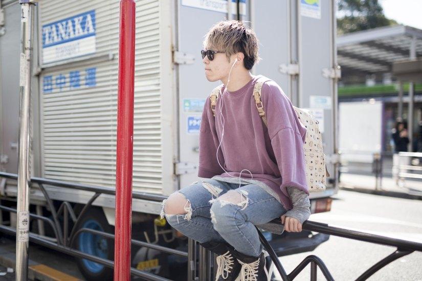 Tokyo str RF16 83