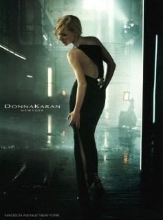 Donna Karan FW 2003 Cate Blanchett Mikael Jansson Trey Laird
