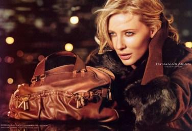 Donna Karan FW 2004 Cate Blanchett
