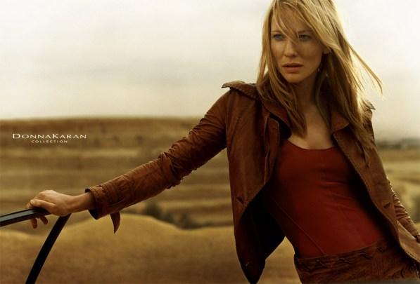 Donna Karan SS 2004 Cate Blanchett