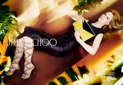 Jimmy Choo SS 2014 Nicole Kidman