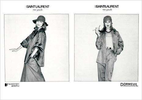 Saint Laurent Rive Gauche SS 1975