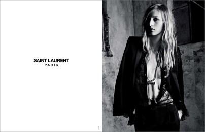 Saint Laurent SS 2013