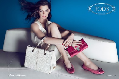Tod's SS 2012 Anne Hathaway