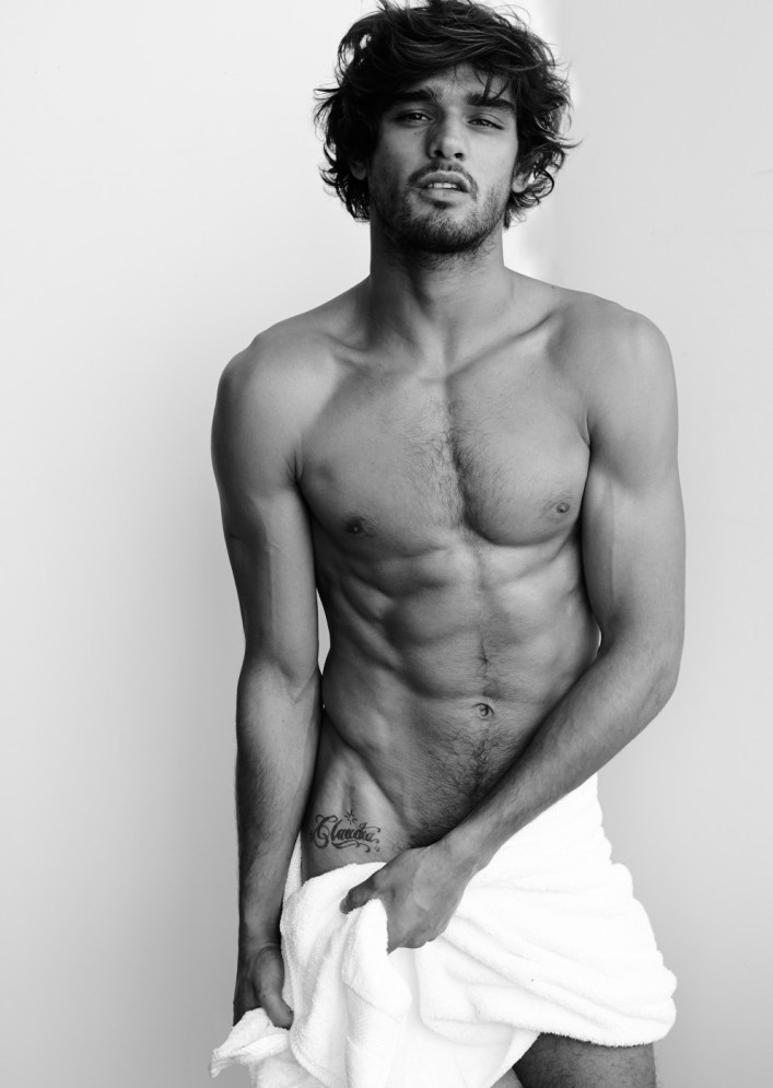 Marlon Teixiera   Towel Series