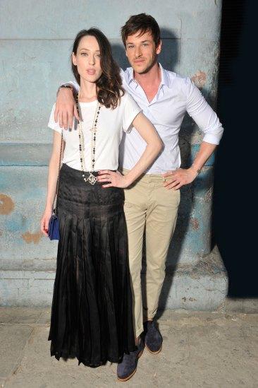 Gaelle Pietri & Gaspard Ulliel