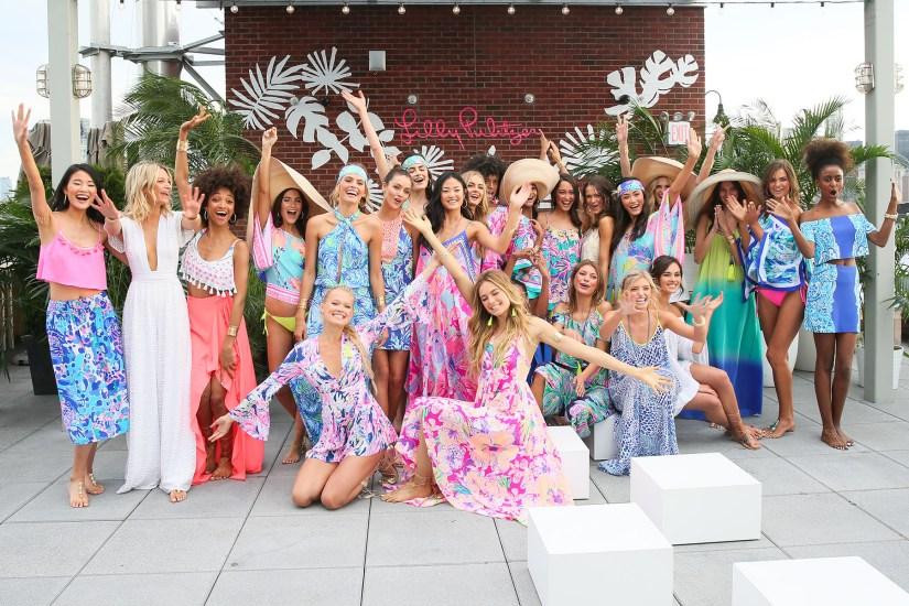 Lilly Pulitzer Resort 2017 Presentation: Life Under Printed Palms