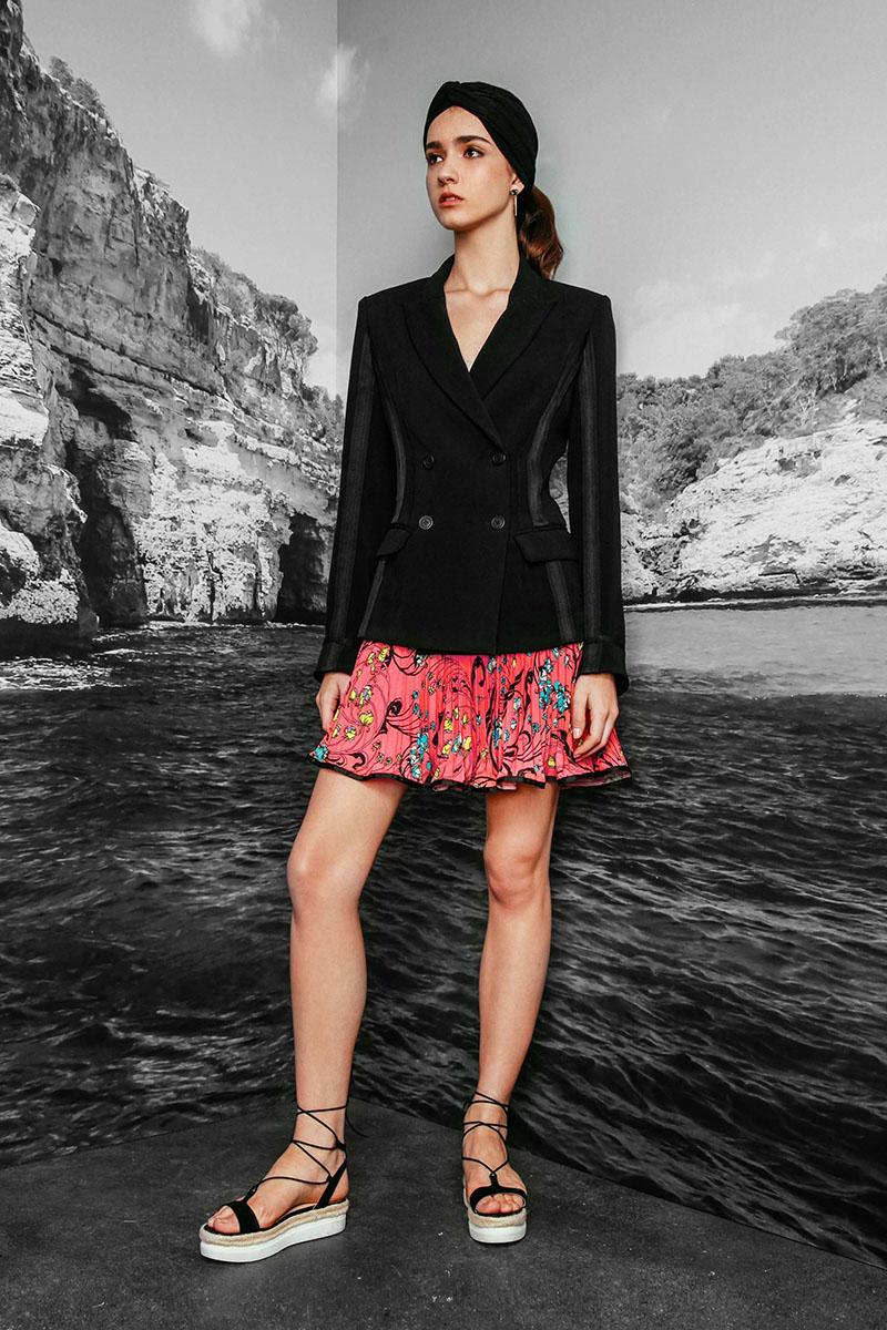 Nicole-Miller-resort-2017-fashion-show-the-impression-04