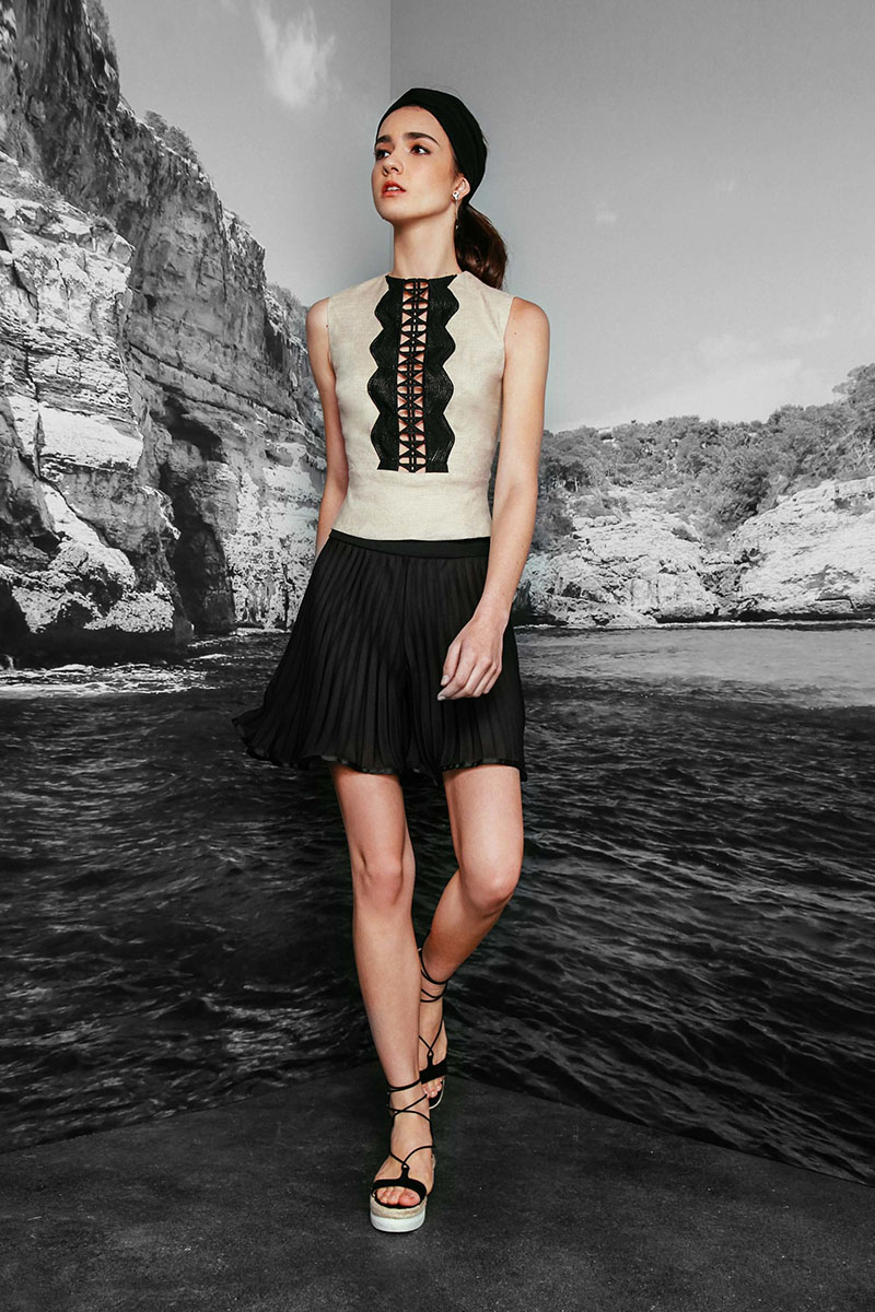 Nicole-Miller-resort-2017-fashion-show-the-impression-08