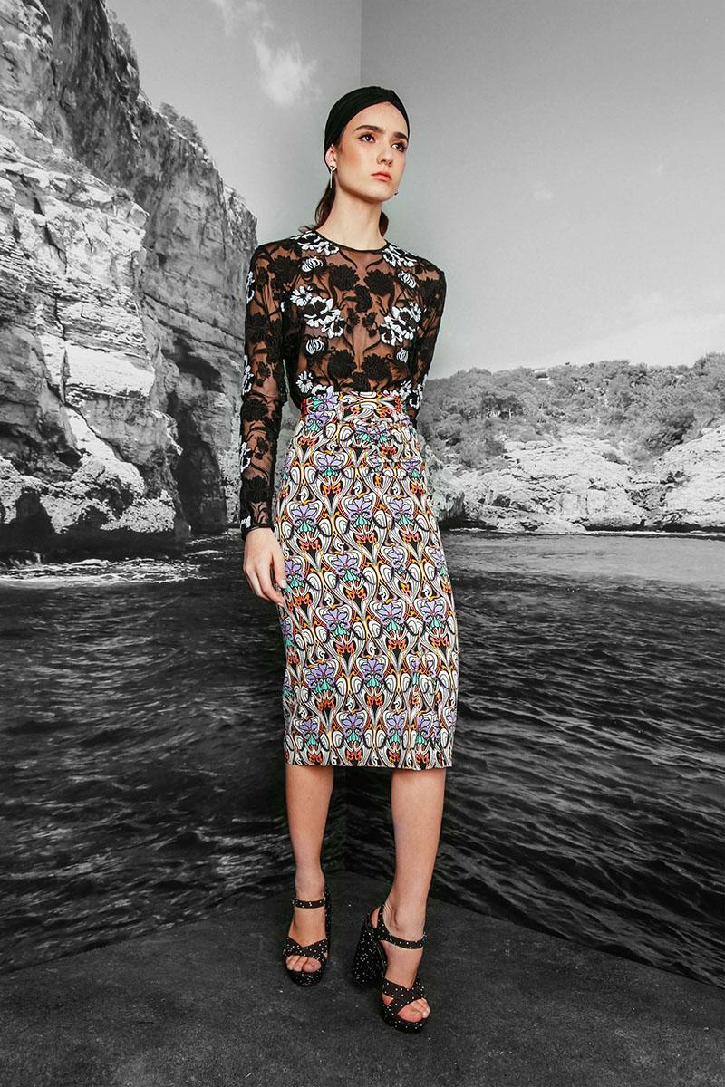 Nicole-Miller-resort-2017-fashion-show-the-impression-26