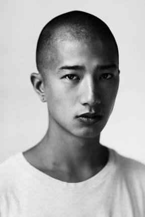 Nathaniel Dam, DNA Model Management
