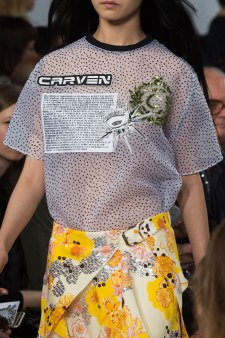 Carven clp RS17 0575