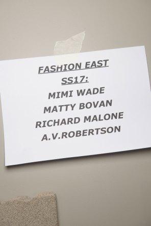 Fashion East bks M RS17 0001