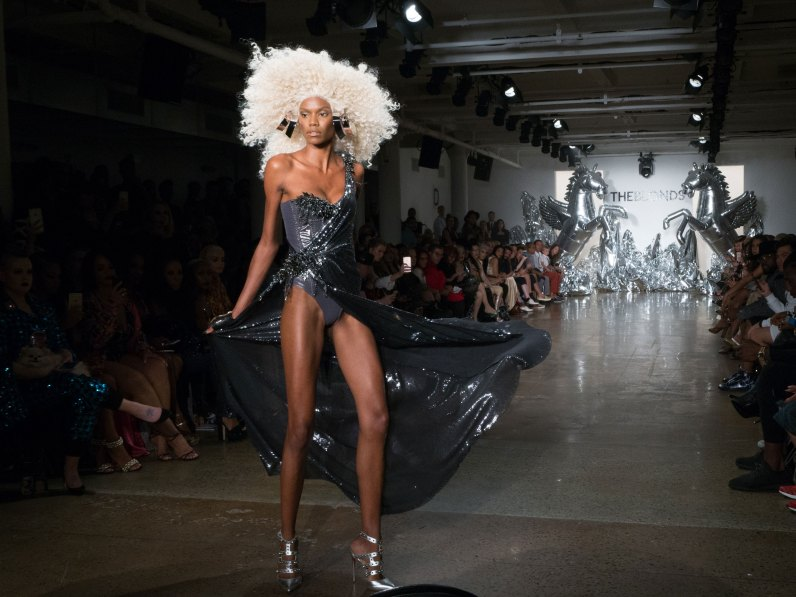 The Blonds atm RS17 0172