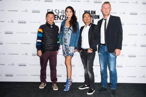 Fashion Shenzhen ppl RS17 3848
