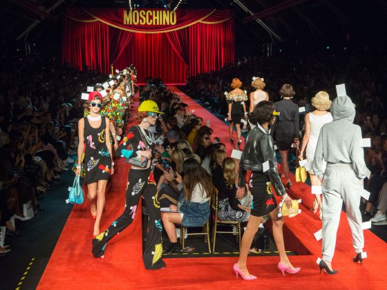 Moschino atm RS17 1113