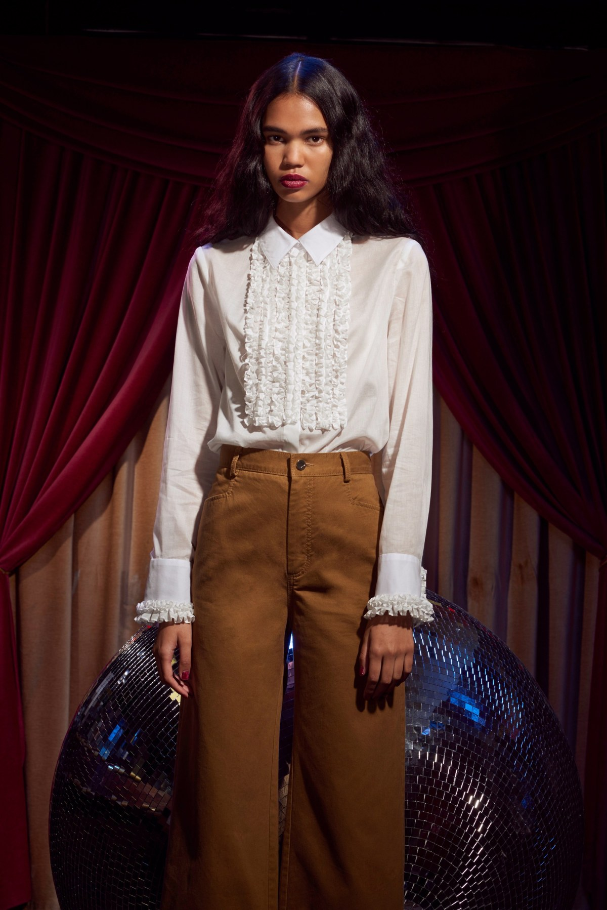 karen-walker-pre-fall-2017-fashion-show-the-impression-15