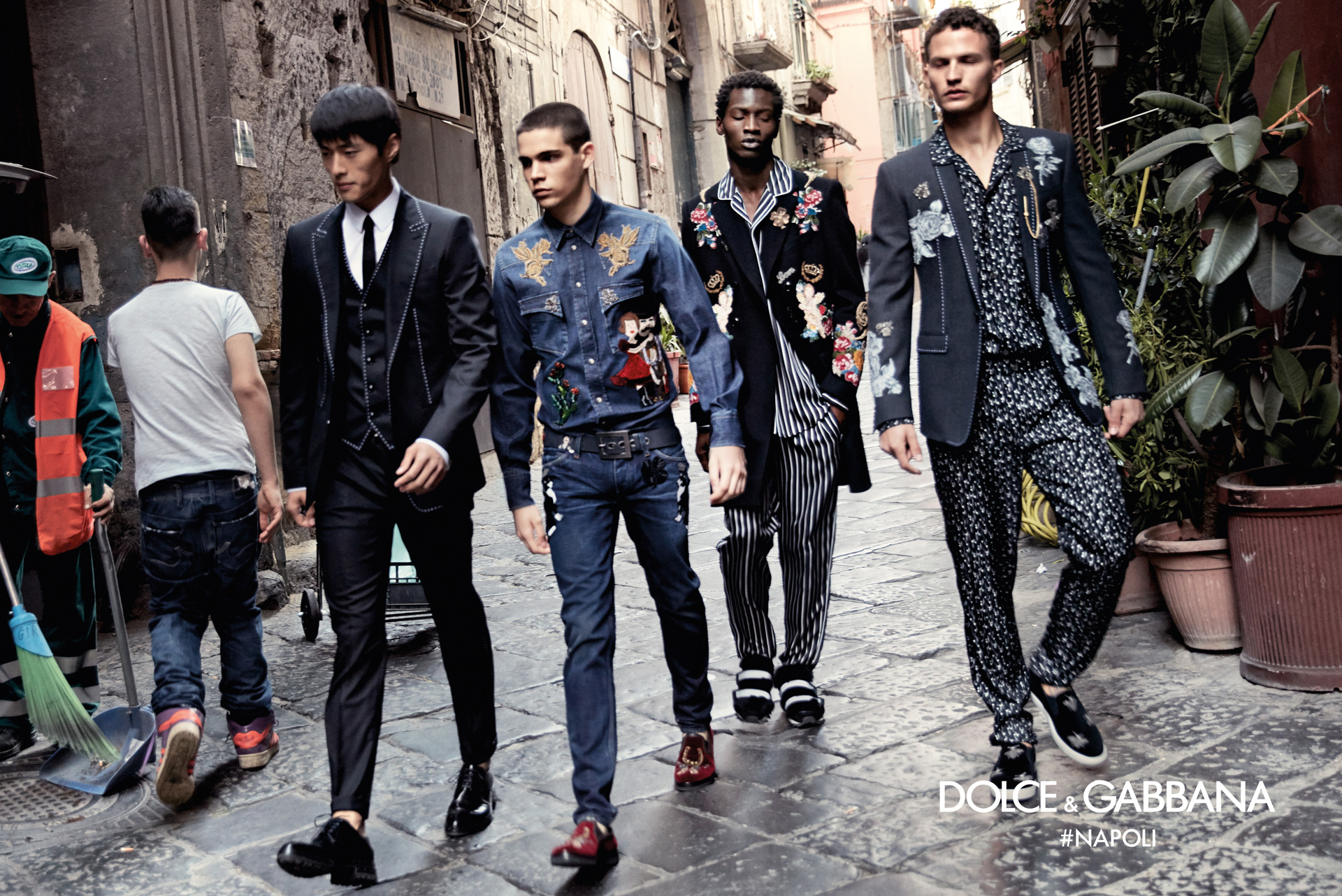 Dolce-and-Gabbana-fall-2016-ad-campaign-the-impression-10