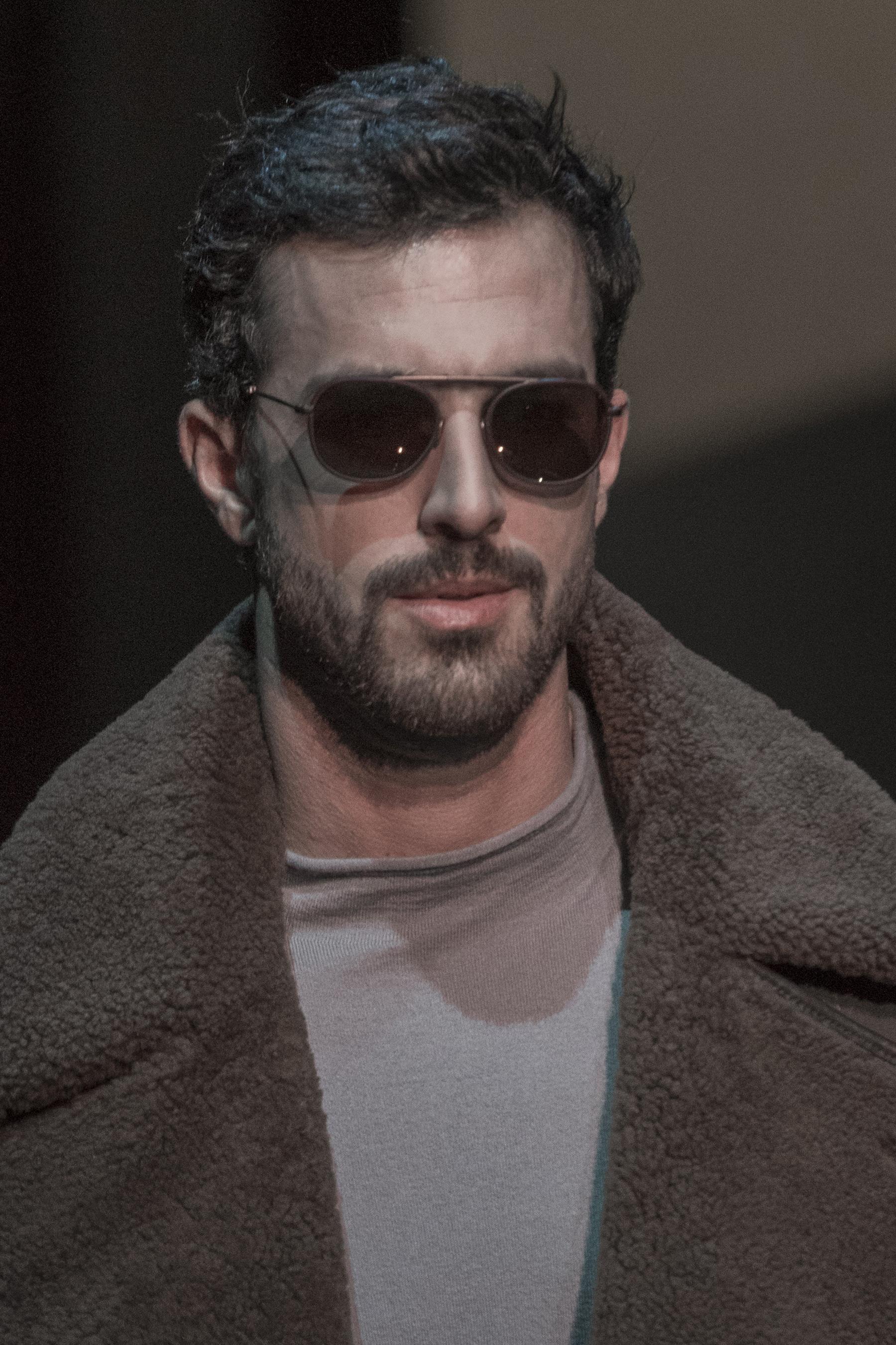 Giorgio Armani m clp RF17 8684