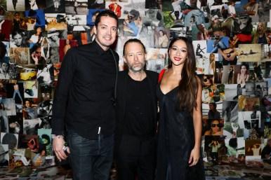Marcus Wainwright, Thom Yorke, Dajana Gudic