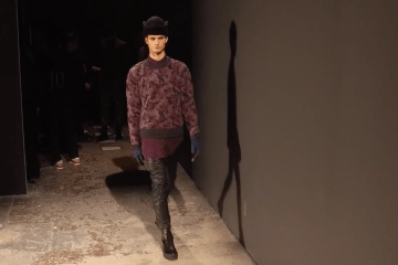 Robert Geller Fall 2017 Menswear Fashion Show Film - Behind-the-Scenes