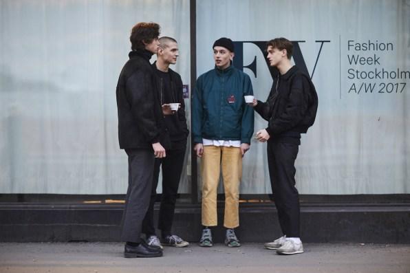 Stockholm str RF17 1192
