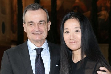 Vera Wang Honored with Medal of Chevalier of the Legion of Honor