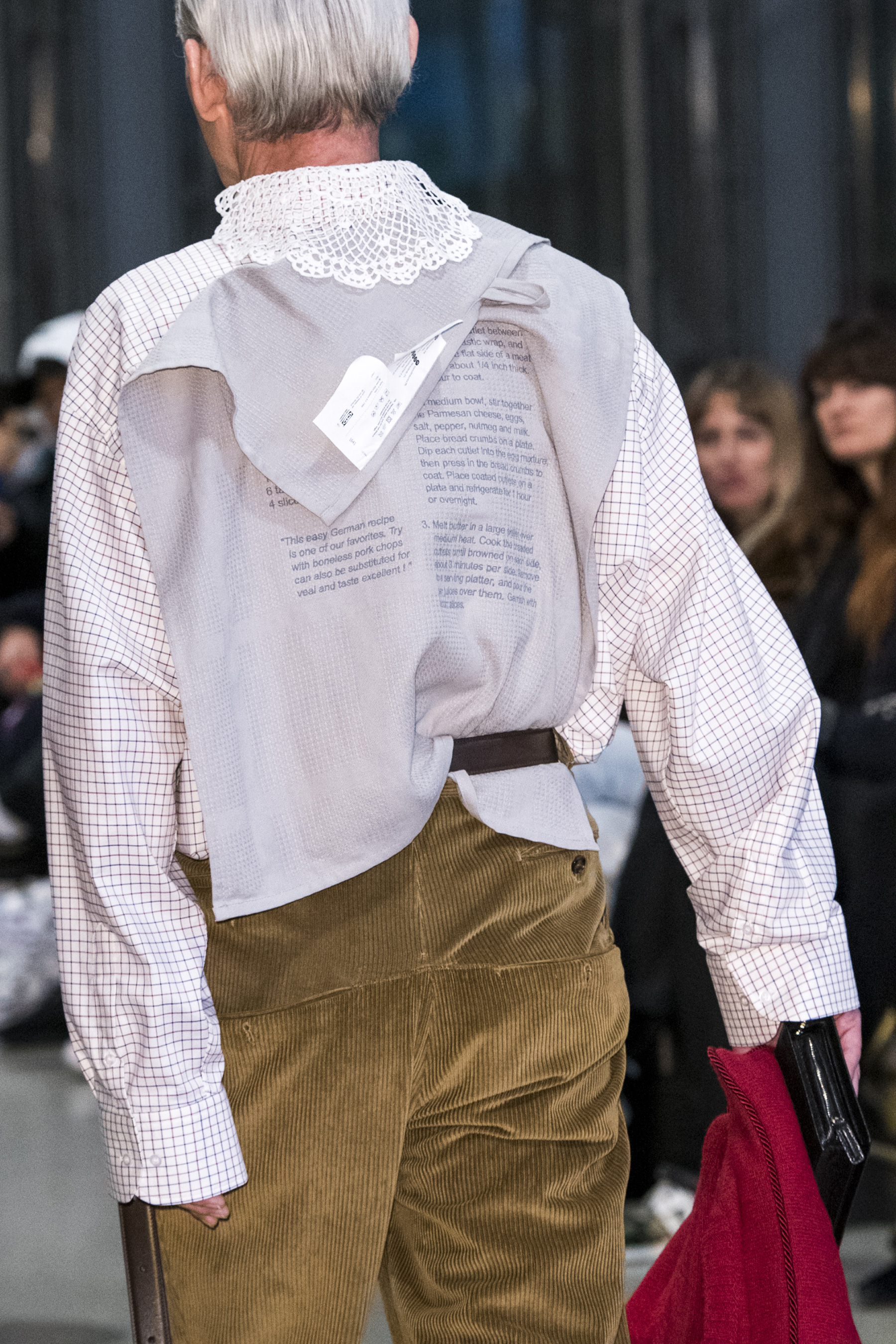 Vetements clp RF17 9072