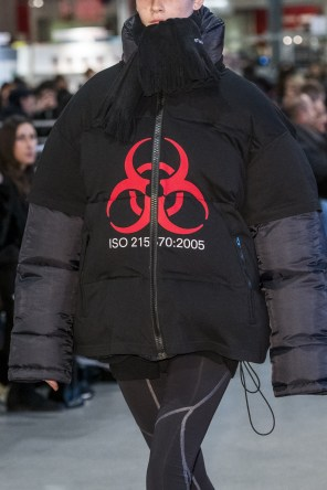 Vetements clp RF17 9242