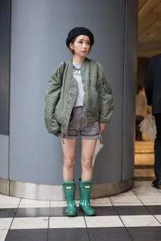 Tokyo str RF17 1125