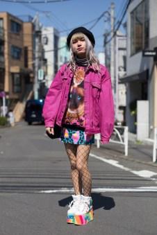 Tokyo str RF17 1806