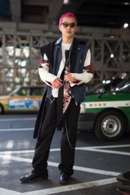 Tokyo str RF17 2060