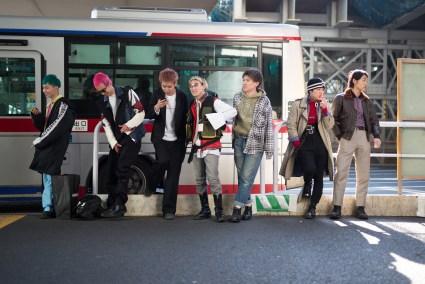 Tokyo str RF17 2198
